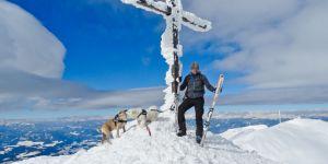 Winterurlaub am Zirbitzkogel, Tonnerhütte
